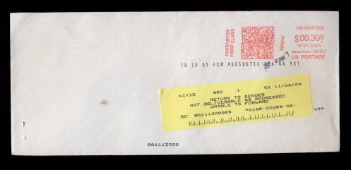 Letter To Post Office Requesting Forwarding Address